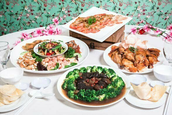 Teaffani Halal Chinese Banquet Catering